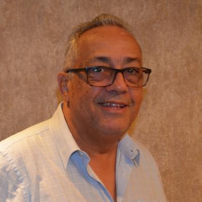 Arlindo Vicente Junior - Presidente da Adesan
